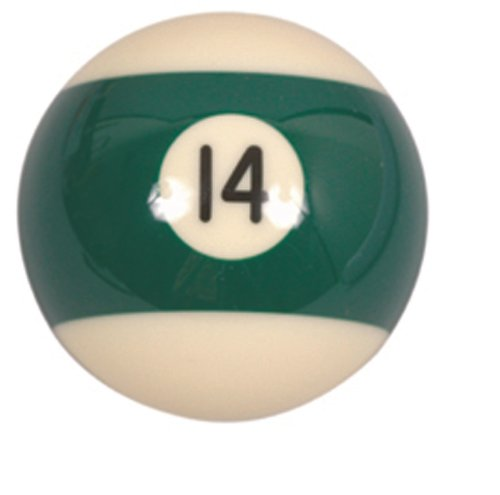 Poolball Nr.14 57,2mm 2-1/4""