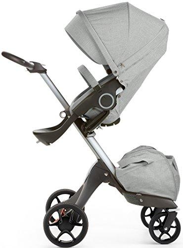 Stokke-Stuhl Kinderwagen Xplory V5GREY MELANGE grau