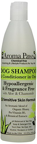 aroma-paws-hypoallergenic-pet-shampoo-405-ml