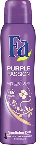 Fa Purple Passion 48h Deospray, 6er Pack (6 x 150 ml)