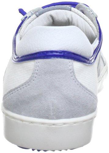 Byblos Juniorclub WEB MBC3580B Jungen Sneaker Elfenbein (VIT BIANCO/ROYAL)