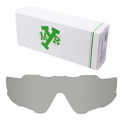 98ec762bc2 MRY POLARIZED Replacement Lenses for Oakley Jawbreaker Sunglasses - Options  (Grey Photochromic)