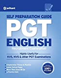 KVS, NVS & other PGT Self Preparation Guide English Recruitment Examination