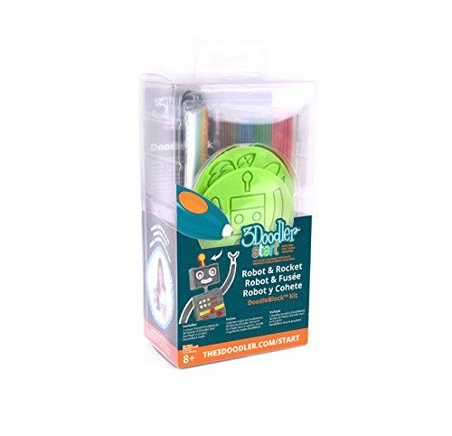 di materie plastiche Eco 3Doodler Start