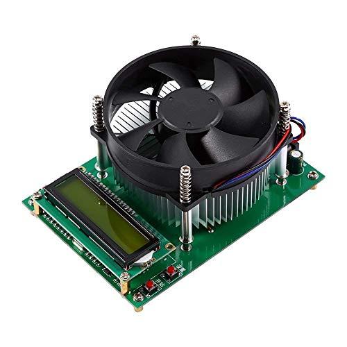 150W Konstantstrom Elektronische Last Kartenbatterie Entladen Konstantstromlast Kapazität Tester Instrumentierung Modul mit Kühler Lüfter - Entladen-modul