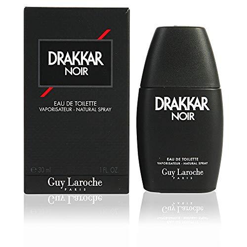 Guy Laroche Drakkar Noir, Eau de Toilette Spray, 100ml, 1er Pack (1 x 100ml) -