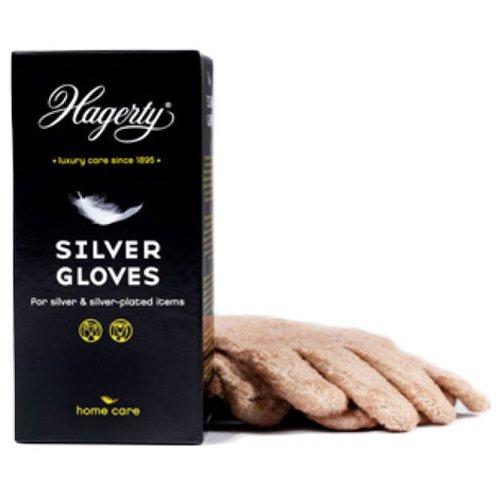 Hagerty Silber Handschuhe (1 Paar)
