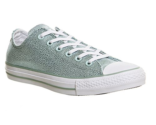 Converse All Star Ox Uomo Sneaker Grigio Metallic Glacier Stingray