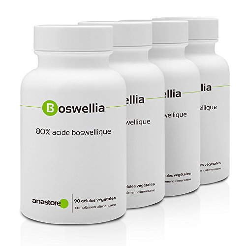 BOSWELLIA * 300 mg / 90 gélules * Garantie Satisfait ou...
