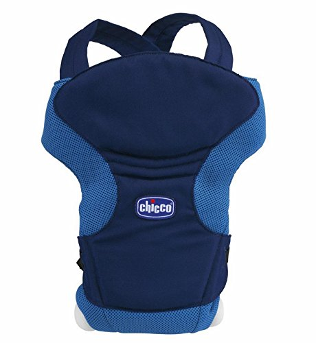Chicco 7079401990000 Marsupio New Go, Blue Wave