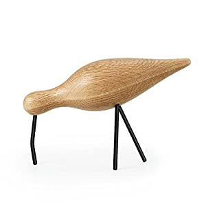 Normann Copenhagen Shorebird Large Black H: 14 x L: 22 x D: 6,5 cm [SP] UVP: 46,75 €