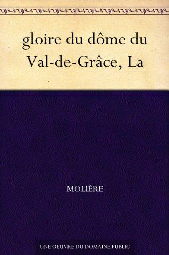 Couverture du livre gloire du dôme du Val-de-Grâce, La