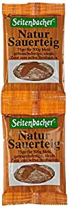 Seitenbacher Natur-sauerteig, flüssig, 10er Pack (10 x 150 g Packung)