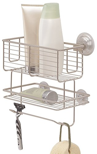 panier-de-salle-de-bain-mdesign-a-ventouse-pour-shampooing-revitalisant-savon-combo-satin
