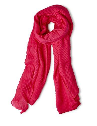 Street One Damen 570614 Schal, Mehrfarbig (carribean Pink 11293), One Size (Herstellergröße: A)