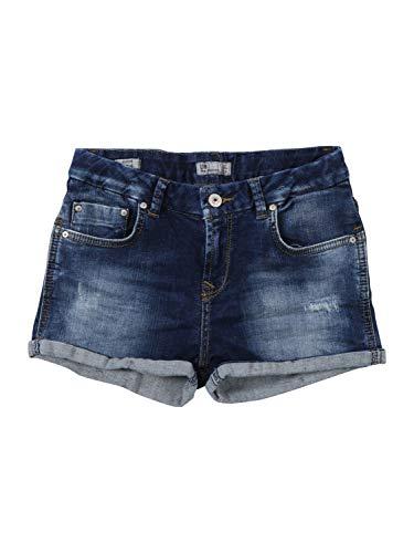 Ltb jeans judie g, pantaloncini bambina, blau (senate wash 50725), 6 anni