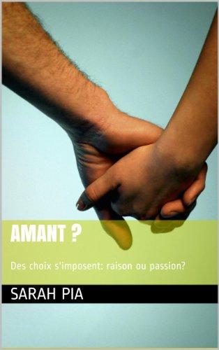 Amant? (Libre arbitre t. 2) par Sarah Thévenet
