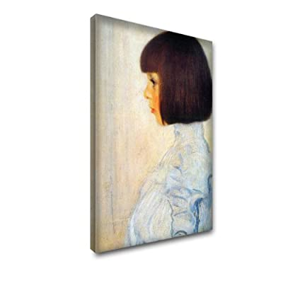 """""""Klimt Sammlung 2"""", Kunstdrucke Leinwandbild Bild Malerei Wandbilder. Größe 20'' x 28'' - 51 x 71 cm. Verschiedene Größe und Designs erhältlich."""
