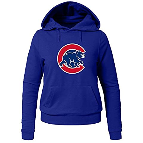 La Dame De Chicago - Chicago Cubs For Ladies Womens Hoodies Sweatshirts