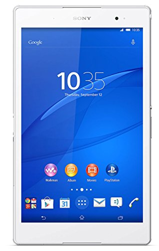 Sony Xperia Z3 Tablet Compact WiFi 32GB Android weiß (Sony Z3 Compact Tablet 32)