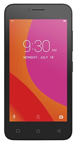 Lenovo B Smartphone, 8GB interner Speicher, Dual-SIM, schwarz [Italien]