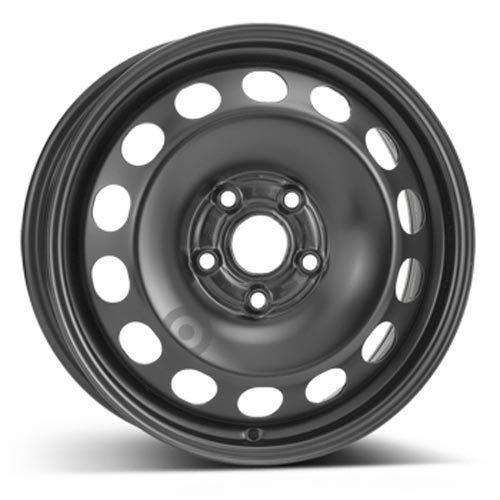 CERCHI IN FERRO KFZ ALCAR AC8667 A3 (06.2012-) Golf VII (12.2012-) 6,5JX16 5X112 57,0 ET46 Colore: Black / Nero (Omol. ECE 124R - 000234)