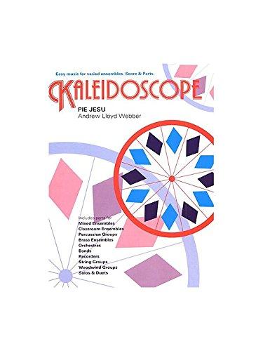 Andrew Lloyd Webber: Kaleidoscope - Pie Jesu (Requiem). Für Ensemble