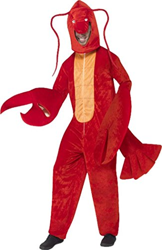 adult-unisex-jungle-animal-fancy-dress-lobster-costume-complete-outfit-red