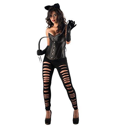 Imagen de picaresque  disfraz catwoman yasmin negro