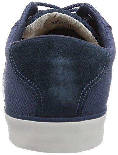 Lacoste GLENDON 11, Sneakers basses homme Bleu - Blau (DK BLU 120)
