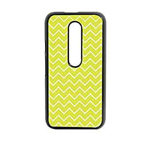 GreenChevron Case for Moto G3