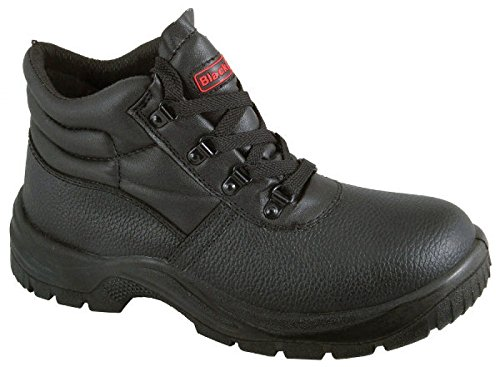 Blackrock SF02, Unisex-Erwachsene Sicherheitsschuhe, Schwarz (Black), Gr. EU 37 (UK 4)