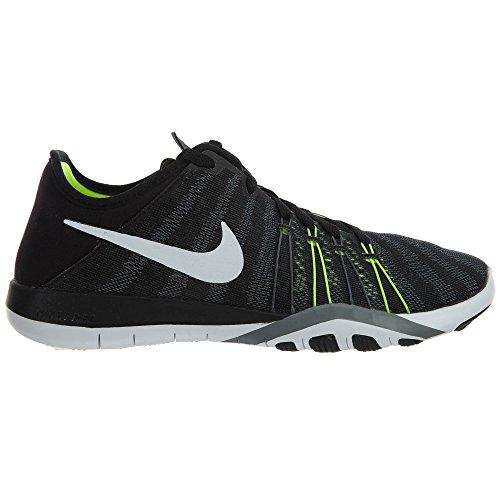 Nike Scarpa Da Corsa da donna free TR 6, Nero/Bianco/Giallo black/white-volt-cool grey