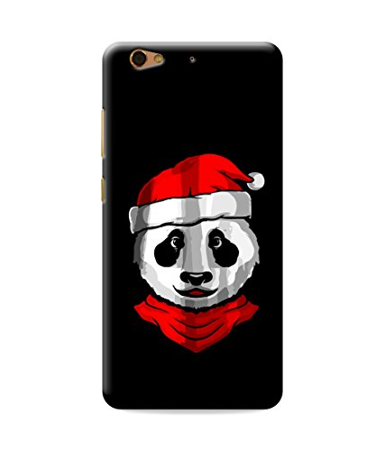 on sale 7351d 84bd1 Be Awara Christmas Panda Printed Back Case Cover for Gionee S6
