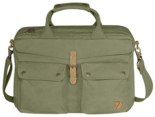 Fjäll Räven Greenland Briefcase green