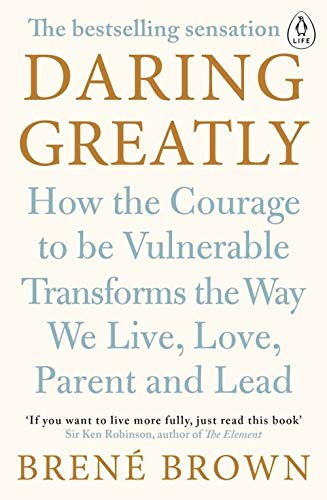 Daring Greatly Cover Image