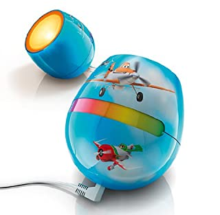 Philips LivingColors Micro Disney Planes Lampe à Poser Bleu (B00E1CS5R8)   Amazon price tracker / tracking, Amazon price history charts, Amazon price watches, Amazon price drop alerts