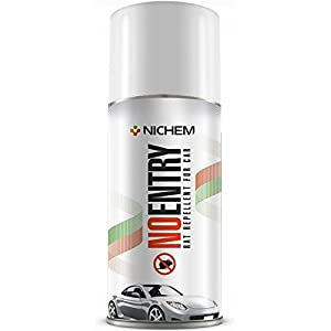 NICHEM No Entry Rat Repellent Spray for Cars