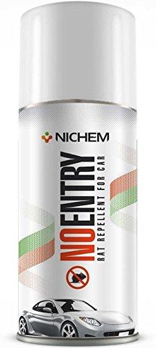 Nichem No Entry : Rat Repellent Spray For Cars,277G