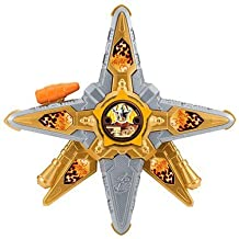 Power Rangers 43502Ninja acciaio oro Morpher