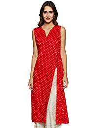 Indi lite Women's Empire Kurti