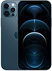 Apple iPhone 12 Pro with Facetime - 128GB, 5G, Pacific Blue