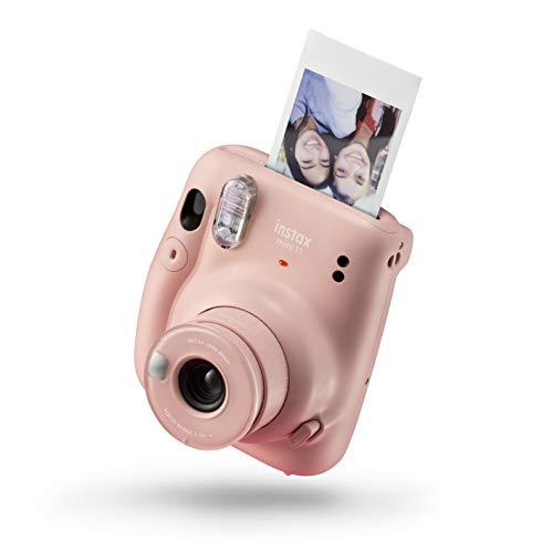 Oferta de Instax Mini 11 - Cámara instantánea, Blush Pink