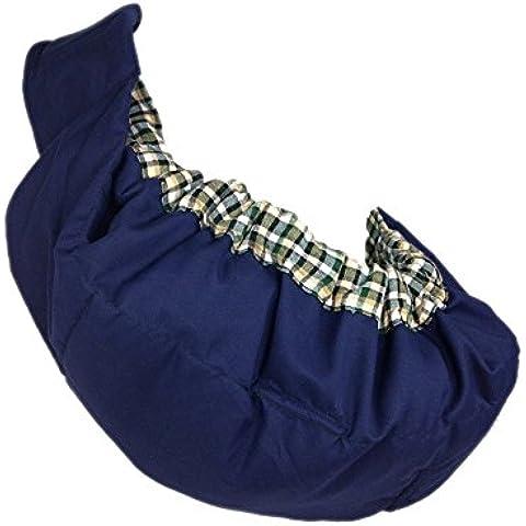 Allisandro & Baby Algodón Fular Portabebés para Infantes Portador Baby Sling con Patrón de