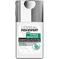 L'Oréal Paris Men Expert Men Expert Hydra Sensitive Balsamo Dopobarba Pelli Sensibili, 100 ml