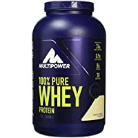 Multipower 900 g French Vanilla 100 Percent Pure Whey Protein Powder
