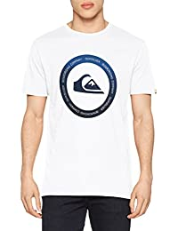 Quiksilver Classic Kahu Camiseta, Hombre, Blanco (Bright White/Solid), XL
