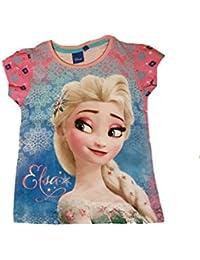 Disney - Niqui mangas cortas Frozen El reino del hielo