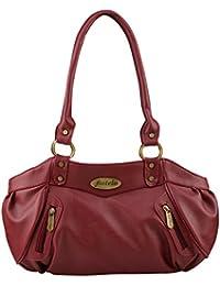 Fostelo Swan Women's Handbag (Maroon)