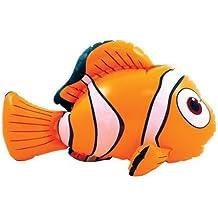 2x hinchable 45cm Nemo Pez payaso